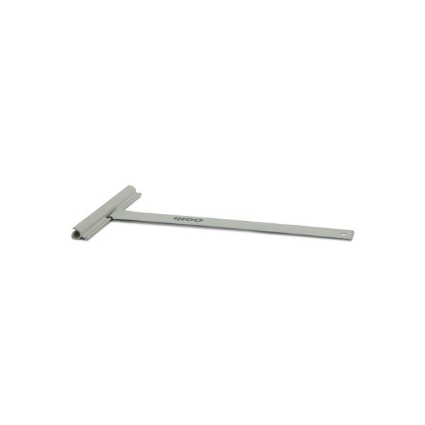 "Springlock-Hanger 5.5""/135mm Minislat PVC Coating w/Hole"