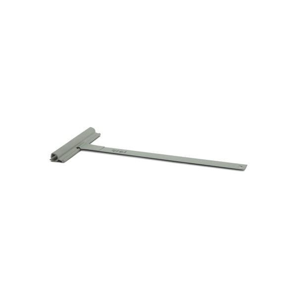 "Springlock-Hanger 7.87""/200mm Maxislat PVC Coating w/Hole"