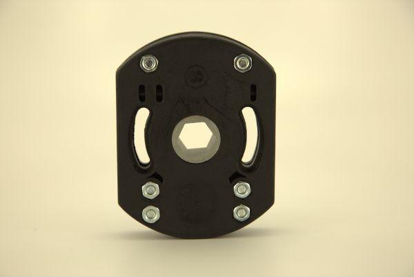 1:5 SIDNEY Plastic Gear f/8mm Sq Universal Shaft