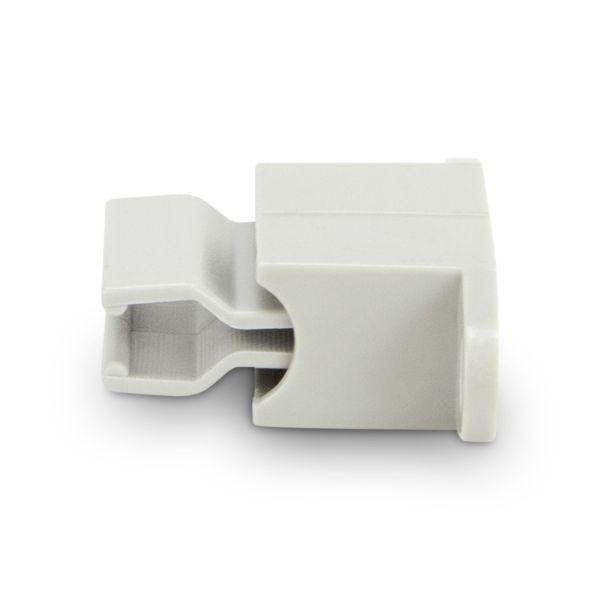 Crankhandle Holder (Grey) Plastic Adj-Height 33mm-53mm