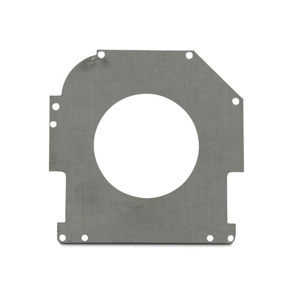 "Safetyplate f/S-Cap RV 45-5.5""/137mm 72mm Hole/Galv Steel"